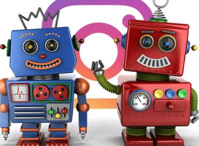 robots instagram